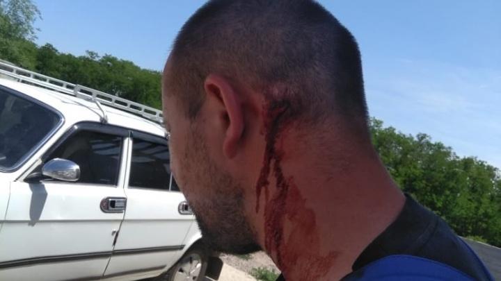 Против лома нет приема: жестокая драка произошла в ростовском садовом товариществе