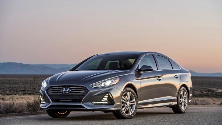 Hyundai назвала цены своего конкурента «Камри»