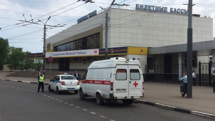 Волна угроз: в Ярославле поступают сообщения о минировании вокзалов и торговых центров