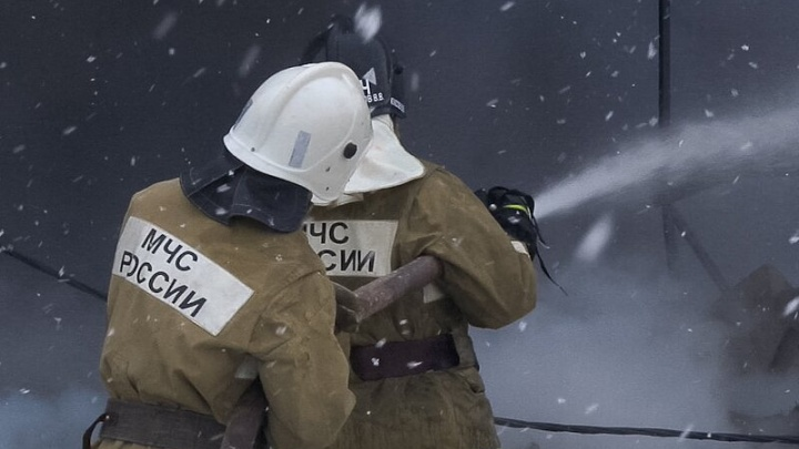 «Закурил сигарету»: под Волгоградом в доме сгорел пенсионер