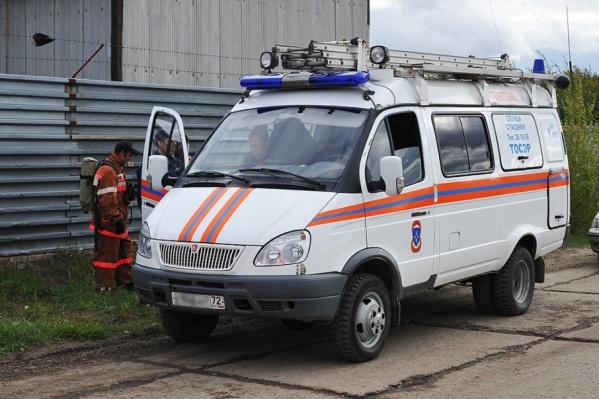 Спасателей вызвали полицейские, чтобы выловить тело