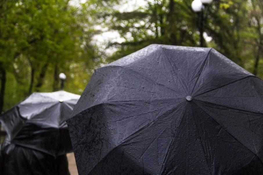 В выходные ростовчанам понадобятся зонтики