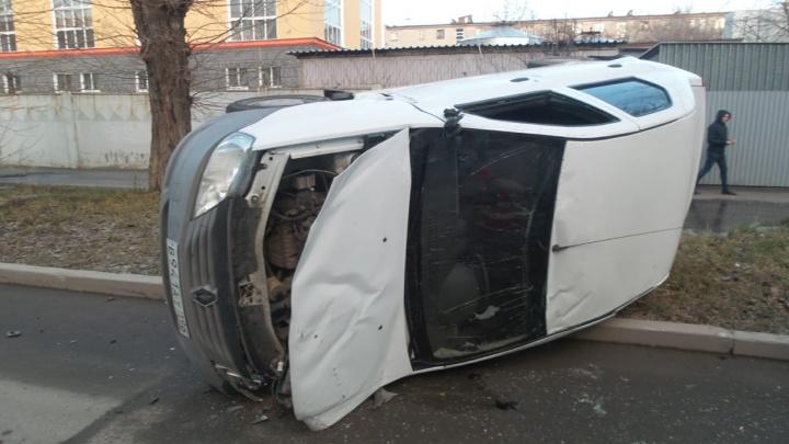 Во Втузгородке произошло массовое ДТП с инкассаторской машиной