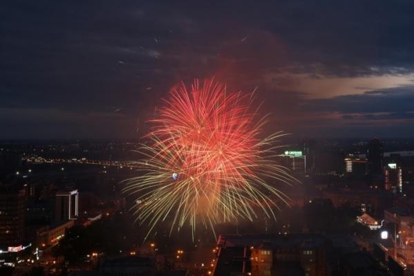 В ближайшее воскресенье новосибирцы отпразднуют 125-летие города