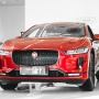 Первый электромобиль Jaguar презентовали в Челябинске