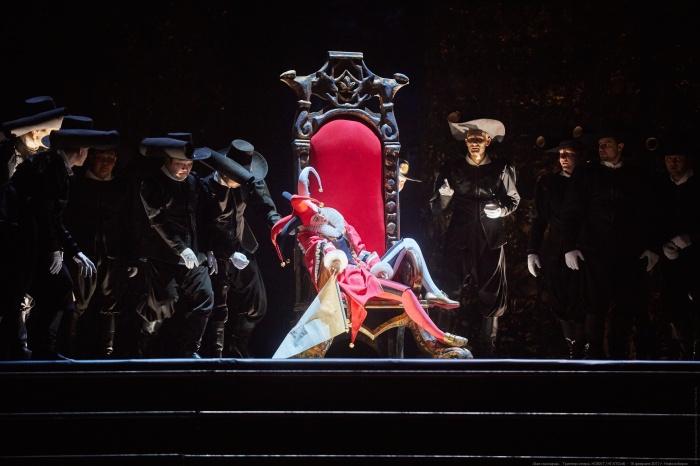 Оперный театр начал прямую трансляцию оперы «Бал-маскарад» на радио и в интернете