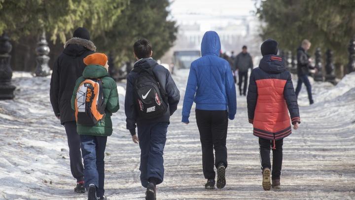 В Башкирии закрыли на карантин школы в целом районе