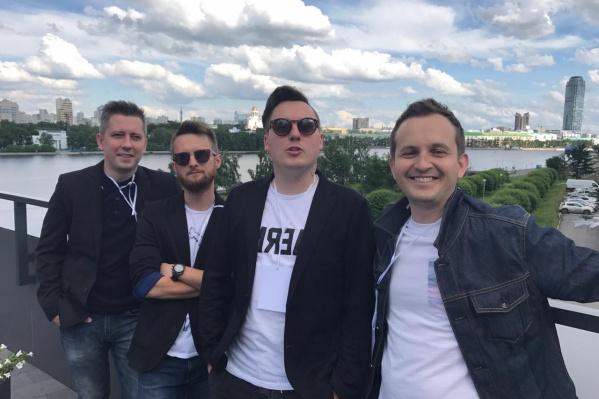 Музыканты группы «Ромарио» отправляются в тур по аэропортам России