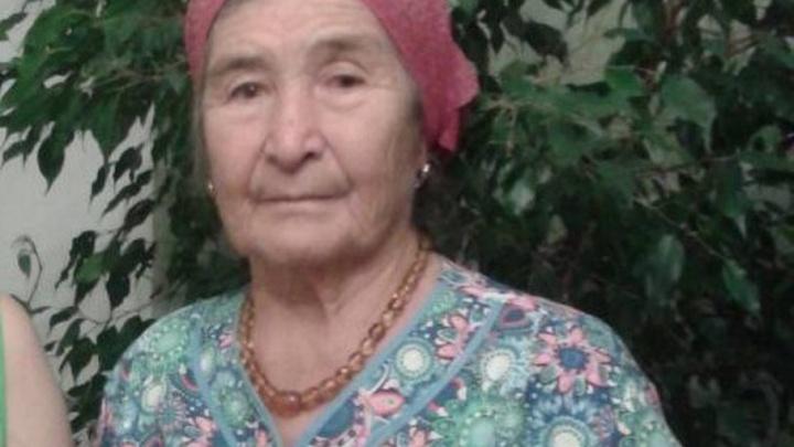 В Башкирии без вести пропала 81-летняя Нажия Масалимова