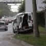 «Она плакала, с мамой говорила»: пассажир раздавленного автобуса — о попытке спасти погибшую девушку