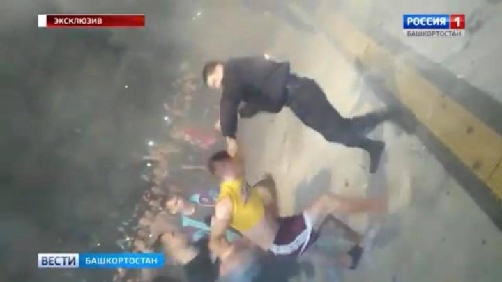 Фанаты из Екатеринбурга избили полицейского на концерте Макса Коржа в Уфе
