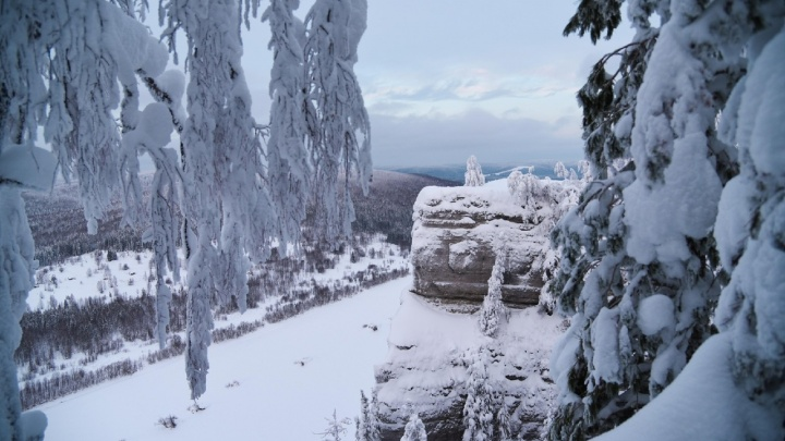 В Пермском крае ожидается похолодание до -37 ºC