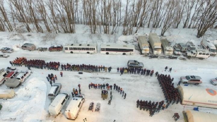 Место крушения Ан-148, где погибли двое уроженцев Башкирии, вновь осмотрят после схода снега