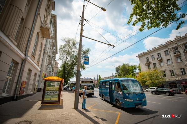 Возможность расплатиться транспортной картой в нескольких маршрутках появилась с 1 октября