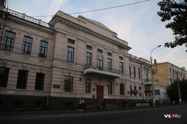 Депутатам приглянулось историческое здание музея