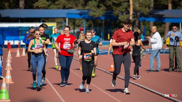 «Беги, челябинец, беги»: осенний марафон в южноуральской столице преодолели 1500 спортсменов
