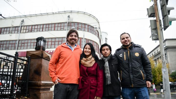 Мексиканец, оставшийся в Екатеринбурге после ЧМ, решил открыть сеть баров с текилой и бачатой
