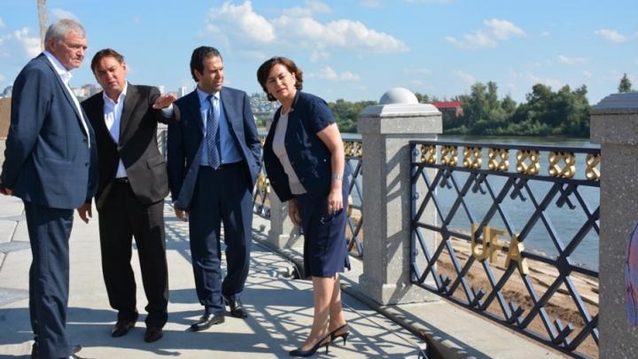 Заместитель премьер-министра Башкирии: «Строительство набережной Уфы идёт с опережением»