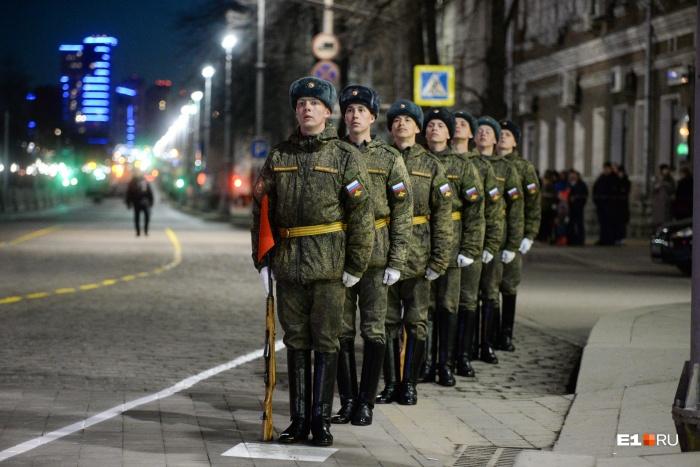 Проспект Ленина закроют для машин на время репетиции