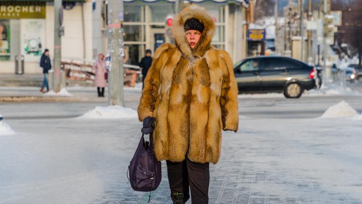 В Пермском крае ожидается арктическое вторжение: похолодает до -27 градусов