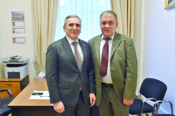 Встреча с губернатором предотвратила голодовку и пикет, которые планировали провести тюменские инвалиды