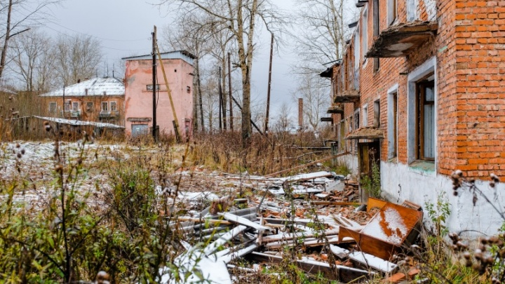 В Прикамье будут расселять удаленные села и деревни