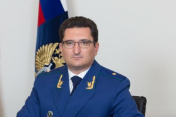 Прокурор Ярославской области Дмитрий Попов отчитался даже о доходах ребенка