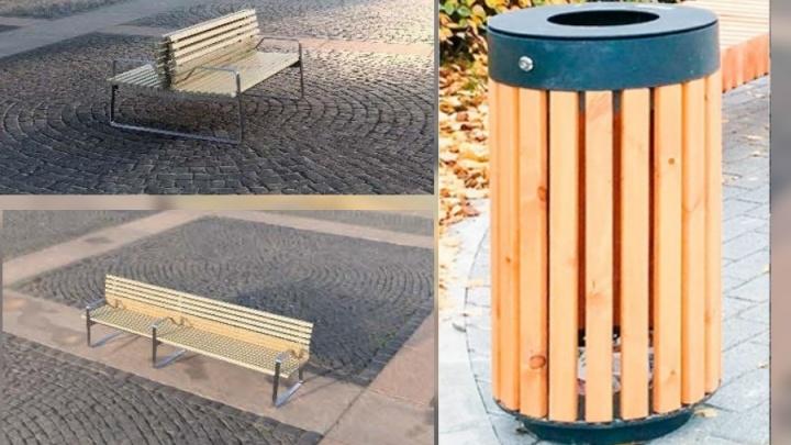 Новые лавочки и стулья задумали поставить на Мира. Объявлены торги
