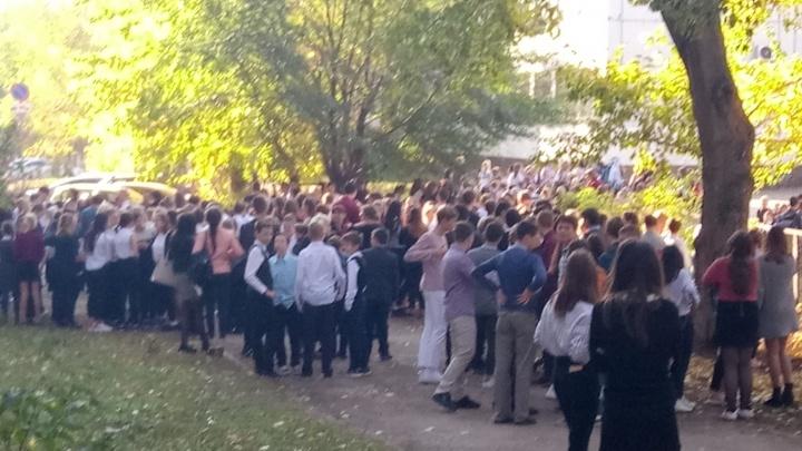 Испугались повторения событий в Керчи: из тольяттинского лицея экстренно эвакуировали детей