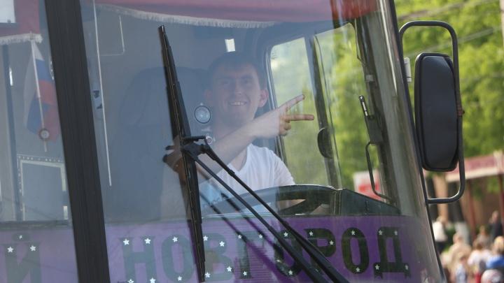 Жители Бора, Арзамаса и Дзержинска теперь тоже смогут следить за общественным транспортом онлайн