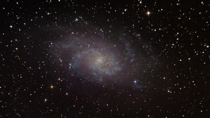 Это просто космос: уральский фотограф снял нереальные кадры звездного неба
