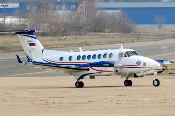 Легкомоторные самолеты аэропорт принимает и сегодня