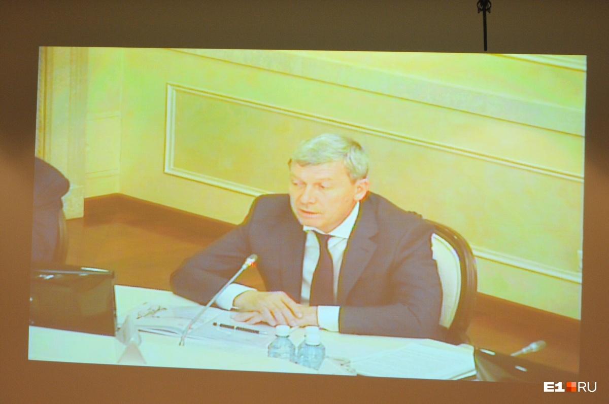 Куйвашев одобрил строительство ледовой арены на месте телебашни: онлайн-трансляция Градсовета