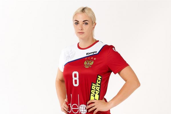 На этом посту она сменила Дмитриеву из ЦСКА