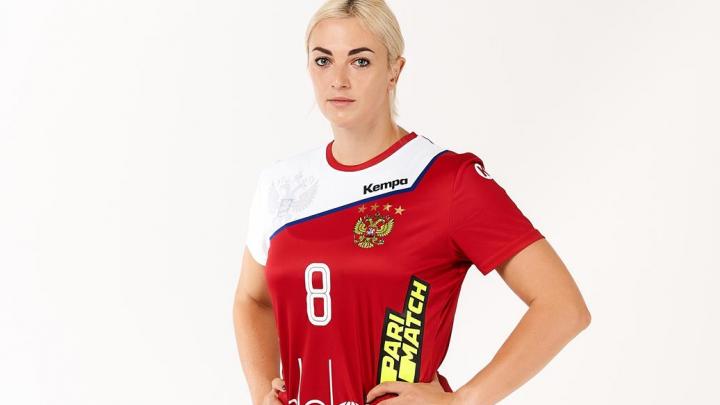 Гандболистка «Ростов-Дона» Анна Сень стала капитаном сборной России