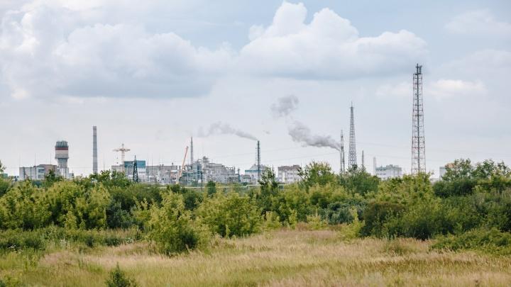 В Тольятти объяснили причину появления дымки из выхлопных газов и промвыбросов
