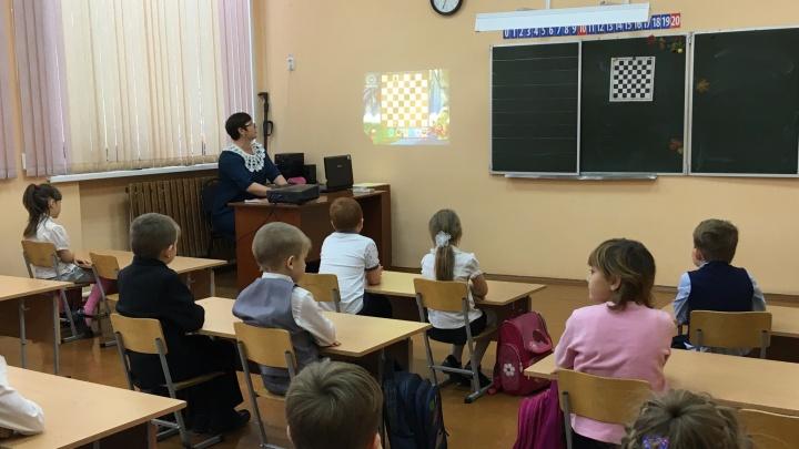В Кургане на капитальный ремонт закрыли школу № 11