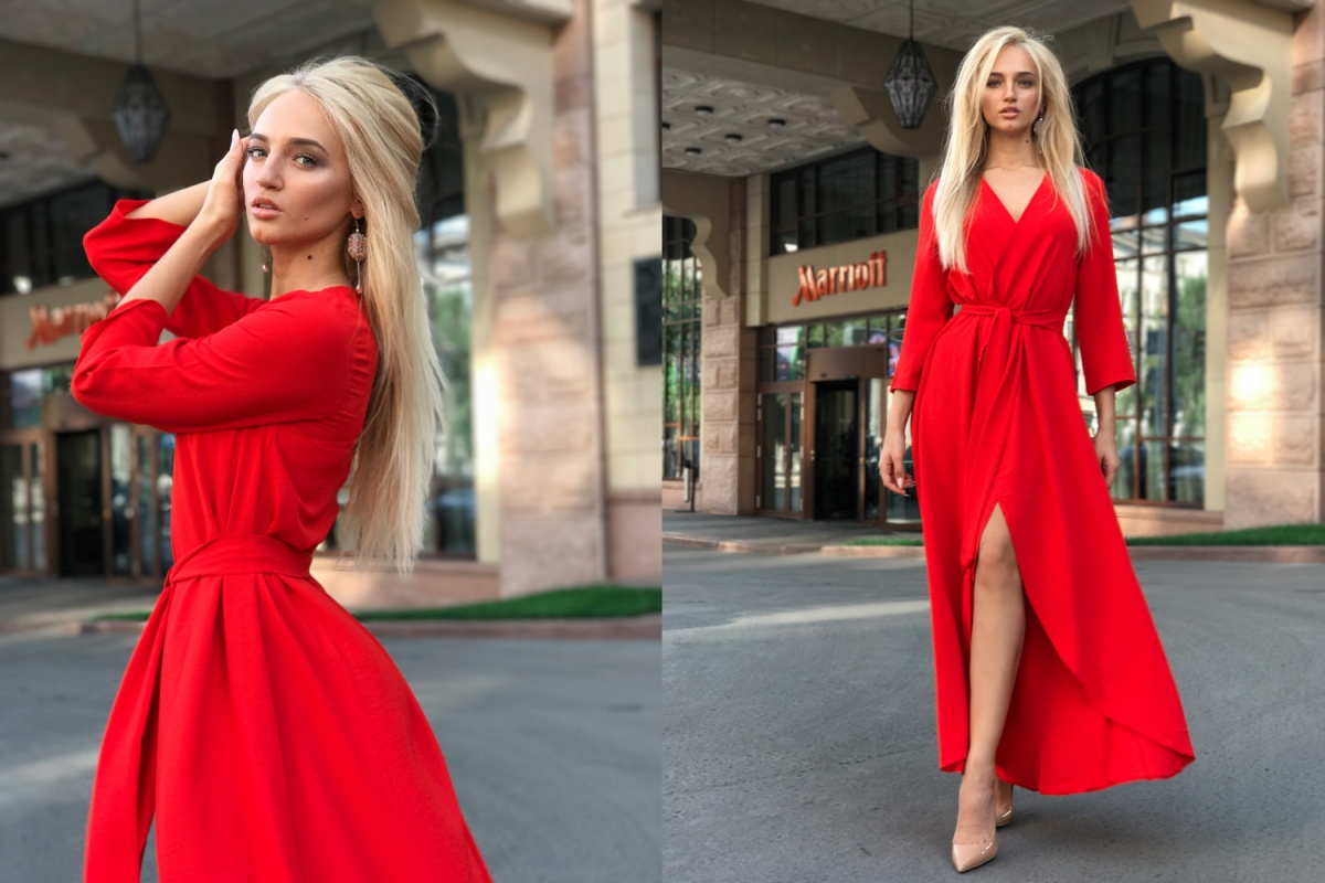 Фотокаталог Fashion Girl: жаркие селфи этого лета