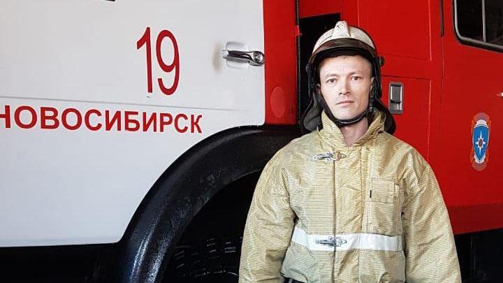 «Знал, что нужно делать»: пожарный рассказал, как спас в трамвае кондуктора c приступом