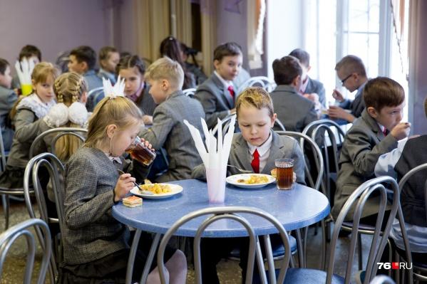 Родители младшеклассников отказываются от школьного питания