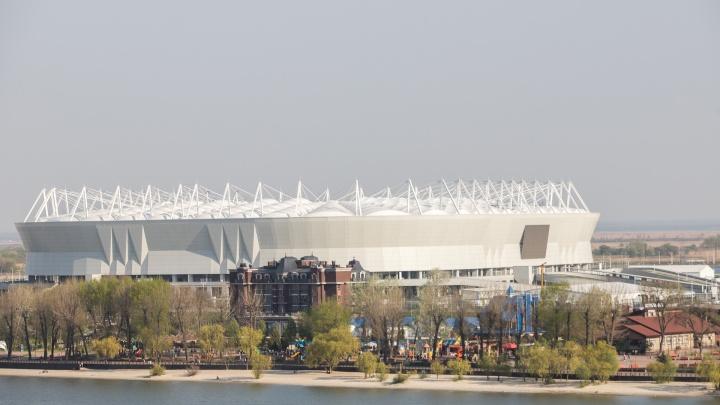 На проект подземного перехода у стадиона «Ростов Арена» потратят 13 миллионов рублей