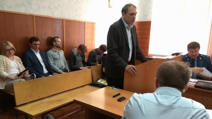 """""""Это деньги на цветы ветеранам"""": экс-главу Верх-Исетского района допросили по делу о взятке"""