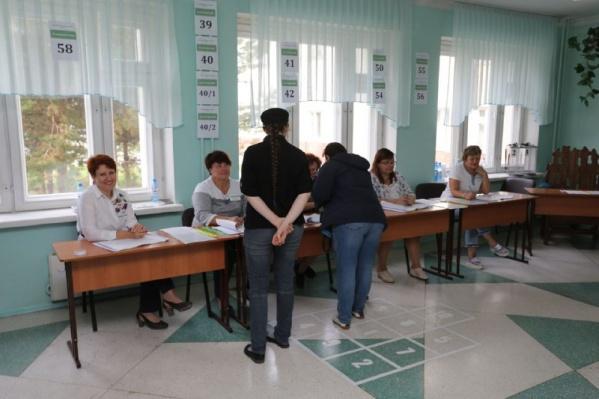 В горизбикоме подвели первые официальные итоги выборов