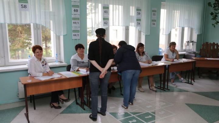 Первые результаты выборов мэра Новосибирска: 5 кандидатов, которые набрали больше всего голосов