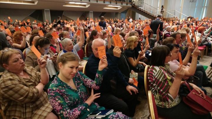 Почти единогласно: екатеринбуржцы согласовали отмену прямых выборов мэра