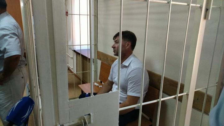 Суд арестовал замначальника управления Росгвардии по Самарской области Дмитрия Сазонова