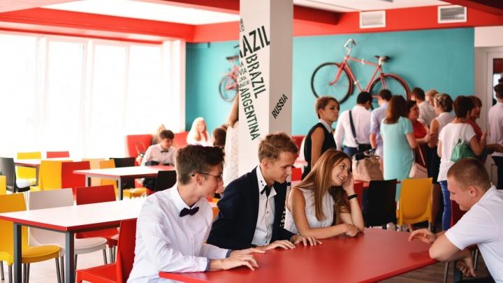 Школьники в восторге: вместо советских столовых в Волгограде открыли современные кафе
