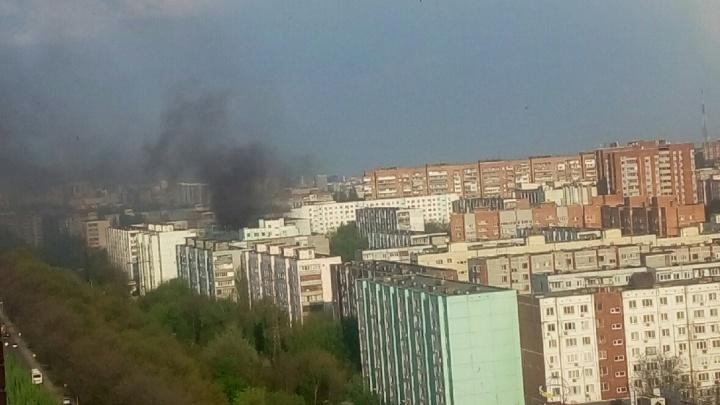 В пожаре на Ерёменко в Ростове погибли два человека