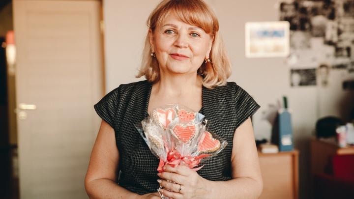 Тюменка рассказала, как освоила новую профессию и в 60 лет начала печь на продажу имбирные пряники