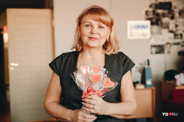 Алла Владимировна решила освоить новую профессию в 60 лет